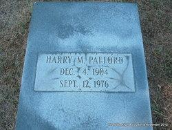 Harry Morrison Pafford