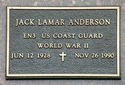 Jack Lamar Anderson