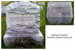 Charles H Spencer