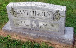Josephine <I>Galloway</I> Mattingly