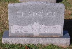 CPO James Chadwick