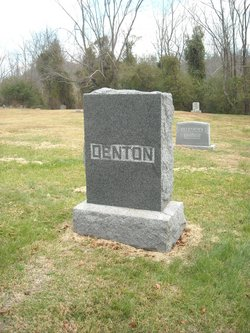 Alice J <I>Branson</I> Denton