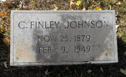 Charles Finley Johnson