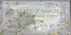 Gerald D Demoss