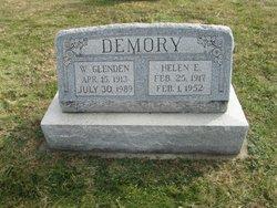 Helen Etta <I>Baker</I> Demory