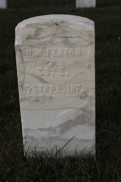 Henry W Fenton