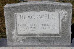 Raymond O Blackwell