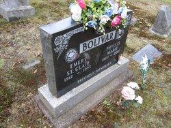 Emery St. Clair Bolivar