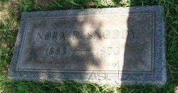 Nora Dell <I>Brown</I> Snoddy