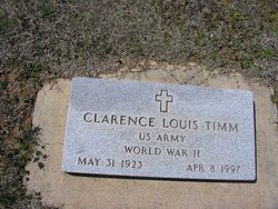 Clarence Louis Timm