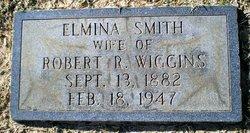 Elmina <I>Smith</I> Wiggins