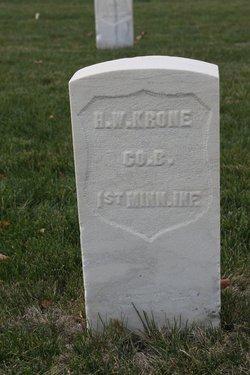 Henry W Krone