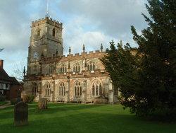 Knowle Parish Churchyard
