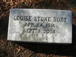 Louise <I>Stone</I> Bost
