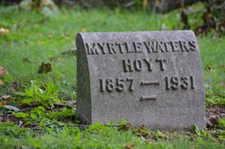 Myrtle <I>Waters</I> Hoyt