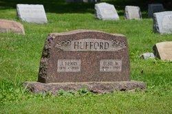 Elsie M <I>Gamble</I> Hufford