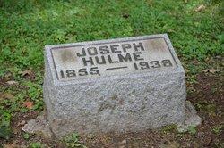 Joseph Hulme