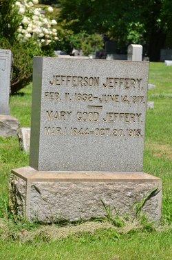 Mary <I>Good</I> Jeffery