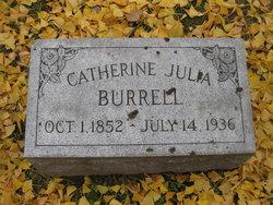 Catherine Julia Burrell