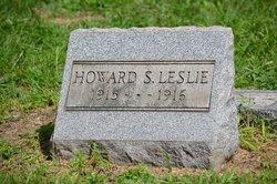 Howard S Leslie