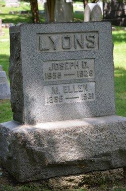 M. Ellen Lyons