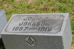 John C Johnson