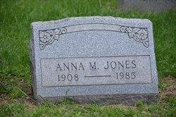 Anna M Jones