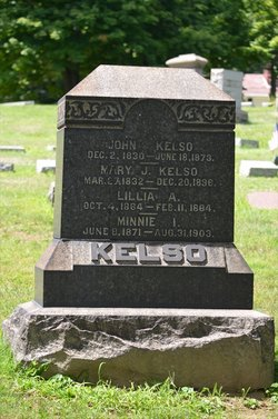 Mary J Kelso