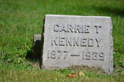 Carrie <I>Thompson</I> Kennedy