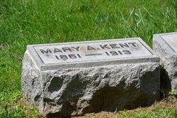Mary A Kent