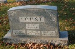 Hazel Irene Foust