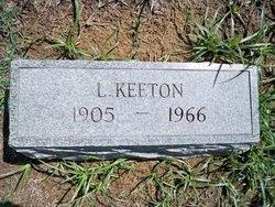 L Keeton