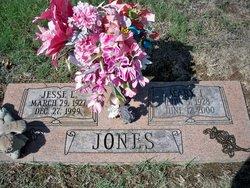 Mary I Jones