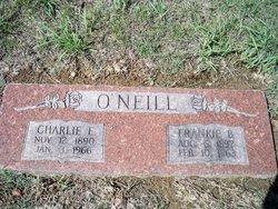 Charlie E O'Neill