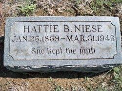 Hattie B Niese