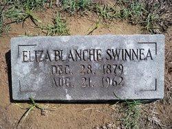 Elizabeth Blanche Swinnea