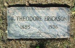 Carl Theodore Erickson