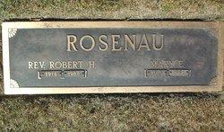 Mary E Rosenau