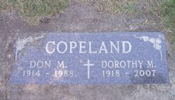 Don M Copeland