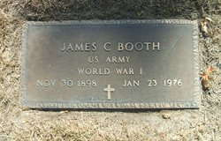 James C Booth