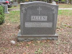 Anna G Allen