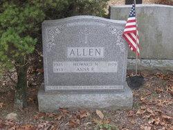 Anna R Allen