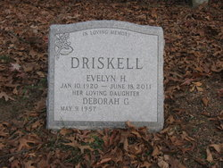 Evelyn H Driskell
