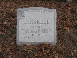 Deborah G Driskell