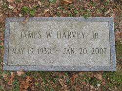 James W Harvey, Jr