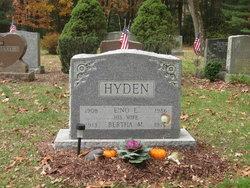Bertha M Hyden