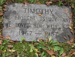 Timothy Stewart