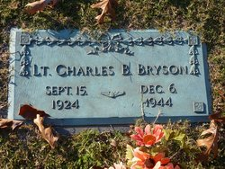 Lieut Charles Benjamin Bryson