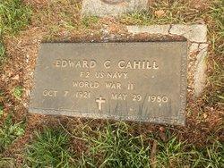 Edward C Cahill