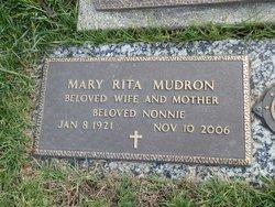 Mary Rita Mudron